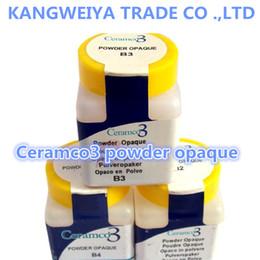 Ceramco3 Ceramco powder opaque A1 A2 A3 A3.5....etc 28.4g Free shipping