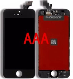 Wholesale 2016 discount BEST AAA TIANMA lcd touch screen for iphone factory price Top quality Mobile phone lcd for iphone on sale