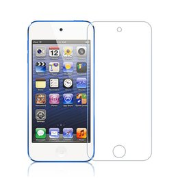 Wholesale Tempered Glass Screen Protector For iPod Touch H Hard mm Ultra Thin D Arc Toughened Film for Touch