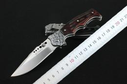 Compra Online Trefilado de acero-2pcs / lot cuchillo recto 58HRC 5Cr15 de la supervivencia del acero trefilado cuchillo de hoja acabado de excursión al aire libre de la caza cuchillos de hoja fija