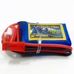 Wholesale 7 V S mAh C LiPo battery for th scale Remote Control Buggy Car Truck Truggy and F3P indoor aircrafts