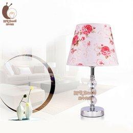 Mesa moderna habitación lámparas en venta-Lámpara de cristal Contemporáneo y contratado CRYSTAL LÁMPARA DE MESA PARA el dormitorio Muchos opcionales
