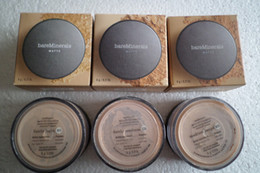 Wholesale New Prevent bask loose powder bareMinerals bare Minerals Escentuals SPF15 Foundation g mineral rock mineral makeup