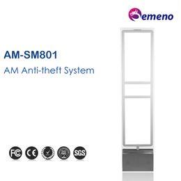 Wholesale Garment EAS anti shoplifting am acrylic pedestal detection system
