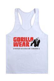 New Gym Tank Tops Plus Size Cotton Chaleco Bodybuilding Clothing Men Fitness Vest Hombre Ropa Bodybuilding Undershirt
