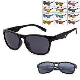 Hot Mens Beach Sunglasses QS2122 Outdoor Sports Sunglasses 12 Colors Brand Designer Sunglasses For Men 20PCS Lot