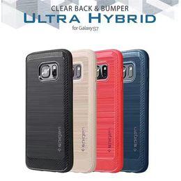 Wholesale Unique Design Cell Phone Cases Wire Drawing Cut out Design Cell Phone Cases iphone S PLUS Samsung S7 edge