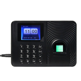 Wholesale Simple Operation No Software Attendance Fingerprint Attendance Terminal F6137A