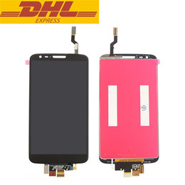 Wholesale For LG Optimus G2 VS980 LCD Display Touch Screen Digitizer Assembly With quot Verizon quot Logo Replacement Parts Top Grade