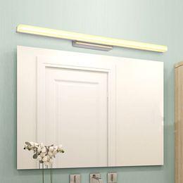 New bathroom wall mounted mirror light 690mm 110V 220V 16W bedroom led mirror lamp lamparas de pared