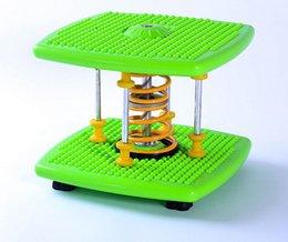 Wholesale Home Use Gym Fitness Dancing Machine Twist Waist slimming Machine