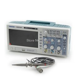 Wholesale Hantek DSO5102P digital storage oscilloscope MHz Channels GSa s TFT LCD Record Length K USB AC110 V Free