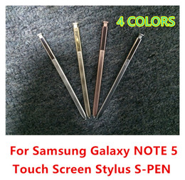 Wholesale 100 New OEM High Quality Stylus S Pen for NOTE5 Touch Screen Stylus For Galaxy NOTE N920V N920F N920A