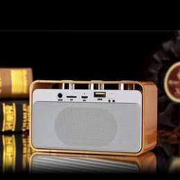 DS-605 USB Connection Port Sound Blaster Wireless Speaker With TF Card Smartphone Tablet Laptop Music Bluetooth Speaker