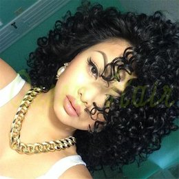 malaysian hair kinky curly u part wigs for black women 7a unprocessed malaysian kinky curly wig full lace human hair wigs