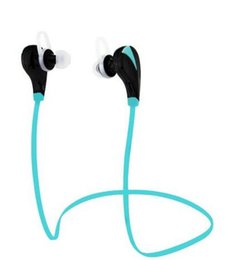 Wholesale New product Wireless Bluetooth Stereo Earbuds Sweatproof Running Headset In Ear Sports Headphones with Microphone