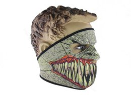 DHL shipping Neoprene Snowboard Ski Cycling Face Mask Neck Warmer Bike Bicyle ski mask mixed colors