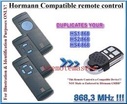 Wholesale Aftermarket Hormann HS1 universal remote control replacement