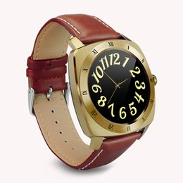 Wholesale Bluetooth Business watch DM88 with incoming call display tip vibration anti theft functions fashion heart rate Smartwatch For Mobile Phones