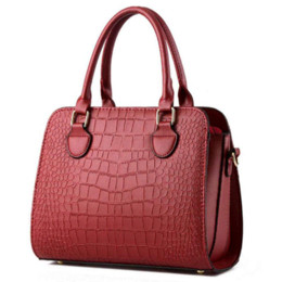 Vogue Star 2016 Hot women handbag crocodile style leather handbag messenger bag shoulder bag high quality bolsas pouch YB40-431