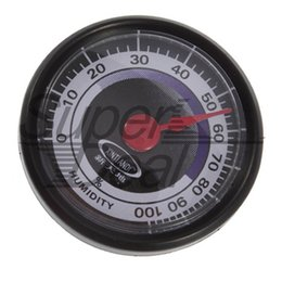 Wholesale pc Durable Accurate Portable Mini Power Free Indoor Outdoor Humidity Hygrometer Brand New