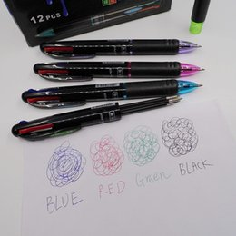 Wholesale Pieces High Quality Office School Supplies mm Colorful Cute Ballpoint Pen Color Novelty Ball Pens For Kids W