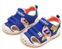 Wholesale Sandals For Models - 2016 summer models cartoon children's baby shoes sandals casual beach shoes sandals children function, for 1-6 years old children