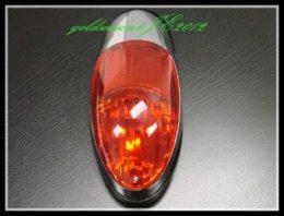 RED Tail Light for Shadow V-Star Vulcan Suzuki Side Mount Plate Cruiser Chopper tail light car