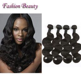 Best Unprocessed Brazilian Human Hair Double Weft Hair Extension Body Wave Long Length Can Be Blenched Hair Weaving