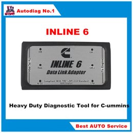 Wholesale For Cummins INLINE Data Link Adapter For Cummins Insite Heavy Duty Diagnostic Tool for Cummins Insite Scanner