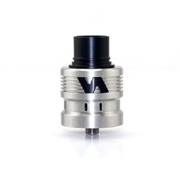 Wholesale Goliath Rda Rba mm Version Dripper Quad Octa Coil Stainless Steel DHL free