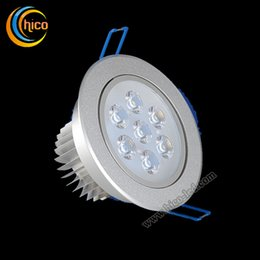 led downlight 15W 18W loft ceiling lamps ceiling lighting AC85-265V White Warm white led lights spot Aluminum Heat Sink convenience lamp