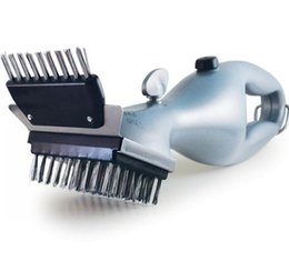 Wholesale Cleaning Replacement Tool Brush Kit Grill Daddy Steam Cleaner BBQ Grill Brush BBQ Tools Accessories Free DHL