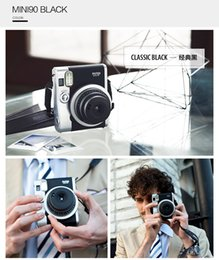 2016 New arrival neo classical Fuji film Instax Mini 90 film for Instant Camera mini 90 Polaroid Instant Camera
