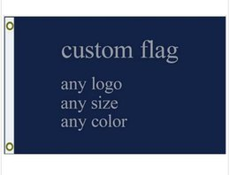 Wholesale Hot sell custom flag any size company advertisement flags and banners x5 FT U S A sports NHL MLB NCAA flag and so on