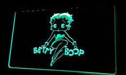 Wholesale LS081 g Boop Neon Light Sign jpg