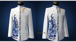 Wholesale-Men New Fashion Designer Wedding Groom Indowestern Sherwani Suit Coat Jacket