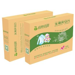 SHUTONGQINGLU rinsing environmental protection Detergent Sheet with USA Technology no phosphor no harmful chemicals Super Ecological Laundry
