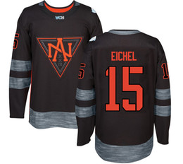 Youth Hockey Jersey 2016 World Cup North American Team M.murray Mackinnon Nugent-hopkins Monahan Saad Eichel Couturier Jerseys Any Name