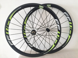 Carbon Wheels 38mm FFWD Glossy Matt Finish 700C Wheelsets Clincher Rim Carbon Road Bicycle Wheel Set
