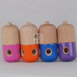 Haute qualité kendama pilule 5 trous kendama ballon jouet Beech rendre dégradable extérieur éducatif pour tous les âges jouet de jeu en bois Livraison gratuite à partir de trous bois fabricateur