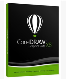 Wholesale Corel CorelDRAW Graphics Suite X8 Multilingual English key