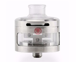 Wholesale-Inde Duo RDA Atomizer Unique Vortex Flow Control Designed by JayBo with Rebuildable Heating Optional Tube Tank