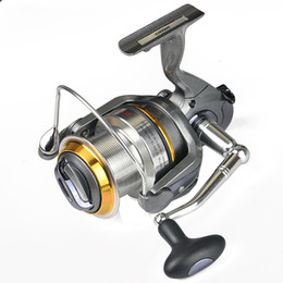 Wholesale New big game fishing reel best saltwater spinning reel BB fishing reel spinning distant wheel carp fishing pesca