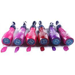 Wholesale 2016 NEW colors Waterproof Lip Gloss Lipgloss Vitamin E A Excel Hours Long Lasting
