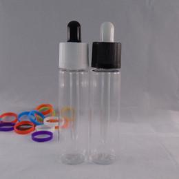 30ml Plastic Dropper Bottles Childproof Transparent Pen Shape PET Bottle E-Liquid Refill Bottles Empty Bottles Plastic Bottles For E Juice