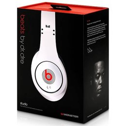 Wholesale Refurbished Beats MONSTER SOLO HD Best Quality with ControlTalk Color High Definition on ear Wired Headphones dj headset Drop Shipping