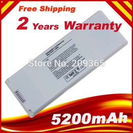 Wholesale Special Price New laptop battery for A1185 macbook13 quot MA MB series MA348