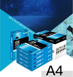 Wholesale A4 COPY PAPER PRINTER PAPER deli PAPAER compatible use all kinds of printers wooden pulp HIGH BRAND No jam No paper dust