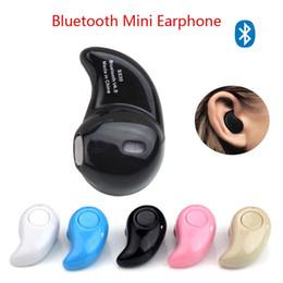 Promotion le sport pc Mini style sans fil Bluetooth écouteurs S530 V4.0 sport casque téléphone casque avec micro téléphone pour iphone téléphone mobile pc